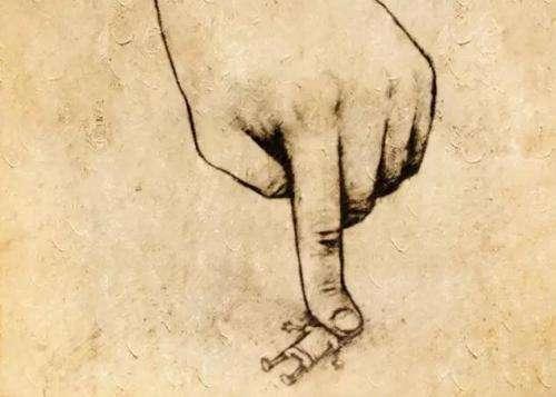 命主多次手指受伤