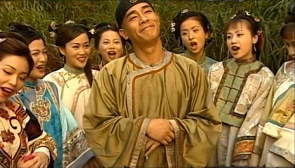 韦小宝和七个老婆